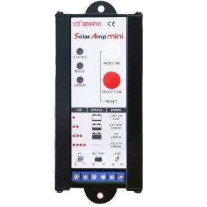 太陽電池充放電コントローラ SolarAmp mini 【 12V 8.5A 】|ease-style