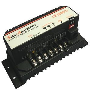 太陽電池充放電コントローラ SolarAmp MPPT 【 12V / 24V 15A 】|ease-style