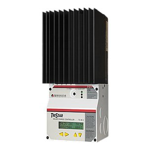 太陽電池充電コントローラ TriStar MPPT メーター 最大入力150V 最大30A 最大1.6kW対応【 12V / 24V / 48V 】 太陽光発電 発電機 防災 災害 キャンプ 車中泊|ease-style