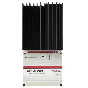 太陽電池充電コントローラ TriStar MPPT 最大入力電圧150V 最大60A 最大3.2kW対応【 12V / 24V / 48V 】 太陽光発電 発電機 防災 災害 キャンプ 車中泊|ease-style