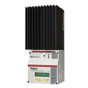 太陽電池充電コントローラ TriStar MPPT メーター 最大入力150V 最大60A 最大3.2kW対応【 12V / 24V / 48V 】 太陽光発電 発電機 防災 災害 キャンプ 車中泊|ease-style