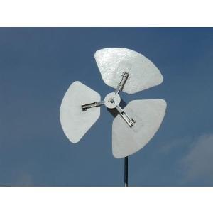 マイクロ風力発電機「信州の風」ステンレスボディ|ease-style