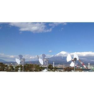 マイクロ風力発電機「信州の風」ステンレスボディ|ease-style|04