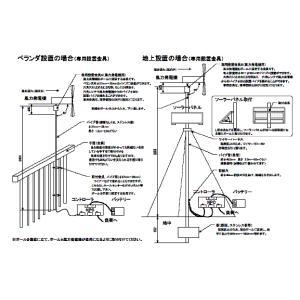 マイクロ風力発電機「信州の風」ステンレスボディ|ease-style|05