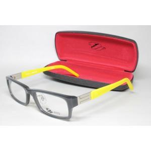 メガネ 眼鏡 度付レンズ 加工無料 SWANS スワンズ 「RYO」 RI 001 CSMK クリアスモーク/イエロー|eass