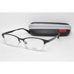 メガネ 眼鏡 度付レンズ 加工無料 Dun ドゥアン DUN 2071 BK 14|eass