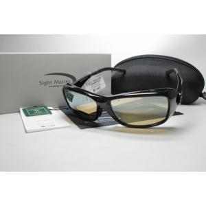 TIEMCO ティムコ Sight Master サイトマスター 偏光サングラス TALEXレンズ Canopy Black キャノピーブラック LB/SILミラー 7751241|eass