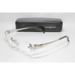メガネ 眼鏡 度付レンズ 加工無料 MASAKI MATSUSHIMA マサキマツシマ MF 1203 シルバー col.2|eass