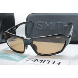 SMITH スミス 偏光サングラス ACTION POLAR SERIES 207500010 Aura Black X-AC Orange 31|eass