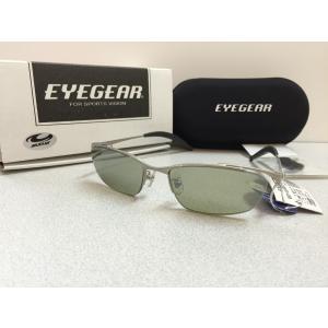 60%OFF デッドストック EYEGEAR アイギア 偏光サングラス EGT-2316CR SIL 全国送料無料|eass