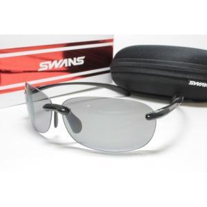 SWANS スワンズ 山本光学 Airless Beans エアレスビーンズ SABE 0051 BK 偏光スモーク|eass