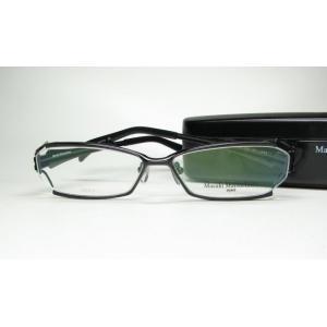 メガネ 眼鏡 度付レンズ 加工無料 MASAKI MATSUSHIMA マサキマツシマ MF 1099 シャイニーブラック c 4|eass