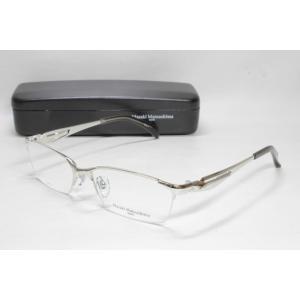 メガネ 眼鏡 度付レンズ 加工無料 MASAKI MATSUSHIMA マサキマツシマ MF 1196 シルバー col.1|eass