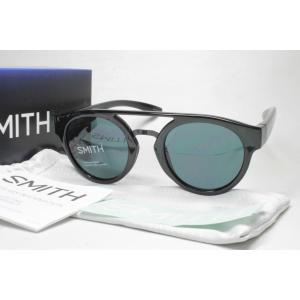 SMITH スミス サングラス LIFE STYLE 20446213 Range (New)Black CP-Sun Black|eass