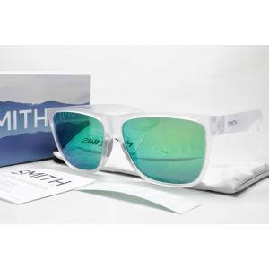 SMITH スミス サングラス LIFE STYLE20439407Lowdown XL 2 (New)Matte CrystalGreen Mirror|eass