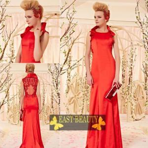 ロングドレス / ウェディング 結婚式 披露宴 演奏会用 ステージ衣装 パーティードレス / マーメイドロングドレス east-beauty