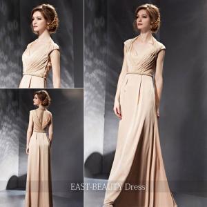 ロングドレス / 演奏会ドレス カラードレス 声楽・ピアノコンサート パーティー 結婚式 / シンプルデザイン 美しい|east-beauty
