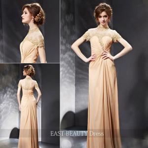 ロングドレス / 演奏会ドレス カラードレス 声楽・ピアノコンサート パーティー 結婚式 / スレンダーロングドレス|east-beauty