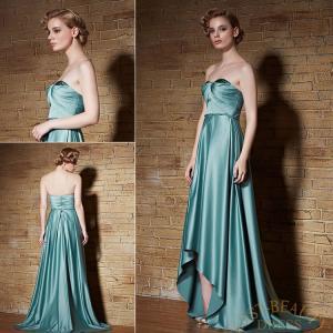 ロングドレス / 演奏会ドレス ピアノ 声楽 ステージ衣装 パーティードレス / フィッシュテール チューブトップ|east-beauty