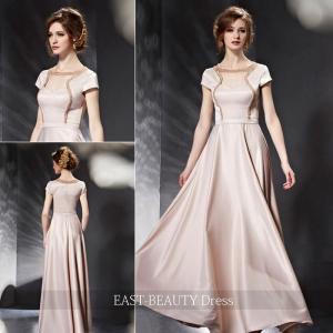 ロングドレス / 演奏会ドレス カラードレス 声楽・ピアノコンサート パーティー 結婚式 / シンプル ロングドレス|east-beauty