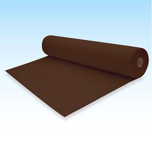 使い捨て【防水ベッドシート(ロールタイプ)】(茶色)180cmごとにミシン目付