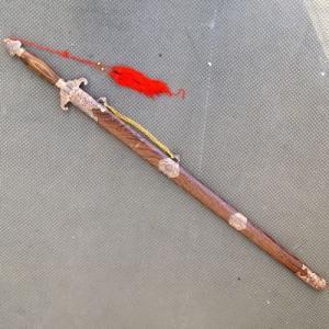 32式用太極拳カンフー演武用・ジュラルミン製刀剣「蝙蝠剣」4 しなりあり|eastwave
