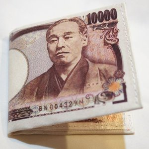 壱万円札モチーフ「 財布」|eastwave