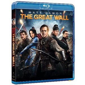 The Great Wall (2D + 3D Blu-ray) (2-Disc) (韓国版)