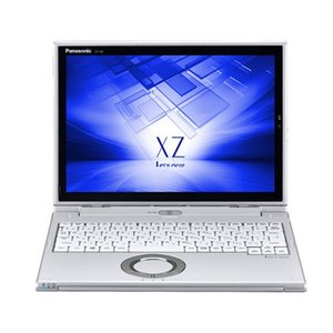 @未使用品 パナソニック タブレットモバイルPC レッツノートXZ CF-XZ6PDCQR シルバー ノートパソコン|easy-style2007