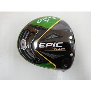【中古】 キャロウェイ EPIC FLASH エピック フラッシュ 9° ドライバー ヘッドのみ|easy-style2007