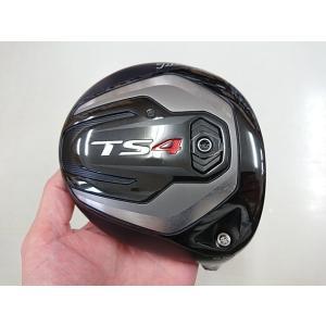 【中古】 限定モデル タイトリスト TS4 8.5° ドライバー ヘッドのみ  日本仕様|easy-style2007