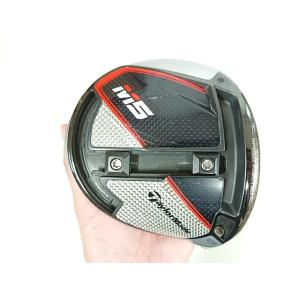 【中古】 テーラーメイド M5 10.5° ドライバー ヘッドのみ US仕様|easy-style2007