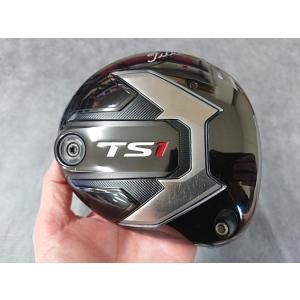 【中古】 超美品! タイトリスト TS1 10.5° ドライバー ヘッドのみ 日本仕様 easy-style2007