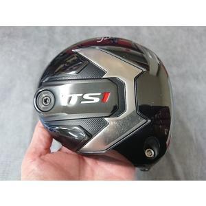 【中古】 タイトリスト TS1 10.5° ドライバー ヘッドのみ 日本仕様 easy-style2007