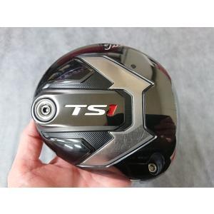 【中古】 美品! タイトリスト TS1 10.5° ドライバー ヘッドのみ 日本仕様 easy-style2007