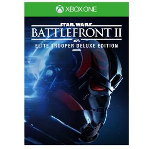 @【ヤマトDM便発送(代金引換不可)】 新品 XBOX ONE ゲームソフト Star Wars バトルフロント II Elite Trooper Deluxe Edition|easy-style2007