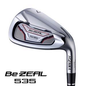 日本仕様 ホンマ Be ZEAL 535 アイアン・ウェッジ 単品販売 N.S.PRO 950GH ...