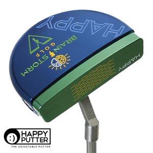 BRAIN STORM ハッピーパター マレット パター HAPPY PUTTER Mallet 日本仕様 easy-style2007