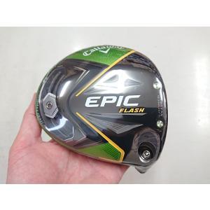 日本仕様 限定品 キャロウェイ EPIC FLASH エピック フラッシュ ドライバー ヘッドのみ ...