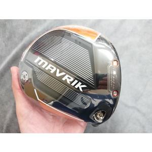 日本仕様 キャロウェイ MAVRIK マーベリック ドライバー ヘッドのみ ヘッド単品 付属品無し ...