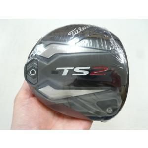 日本仕様 タイトリスト TS2 ドライバー ヘッドのみ ヘッド単品 付属品無し 新品即抜き