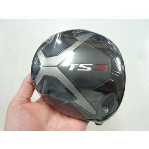 日本仕様 タイトリスト TS3 ドライバー ヘッドのみ ヘッド単品 付属品無し 新品即抜き