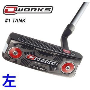 左用 日本仕様 オデッセイ O-WORKS オー・ワークス #1 TANK パター easy-style2007