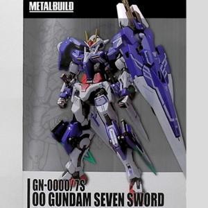 バンダイ METAL BUILD ダブルオーガンダム セブン...
