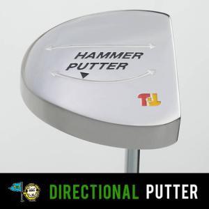 保証書無し商品 T×T 所ジョージ プロデュース HAMMER DIRECTIONAL PUTTER ハンマー ディレクショナルパター easy-style2007
