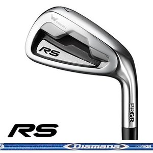 PRGR プロギア 2018 RS #6-PW 5本 アイアンセット 純正カーボン Diamana for PRGR 日本仕様|easy-style2007