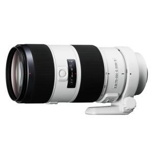 ソニー デジタル一眼カメラα用レンズ SAL70200G2 70-200mm F2.8 G SSM II|easy-style2007
