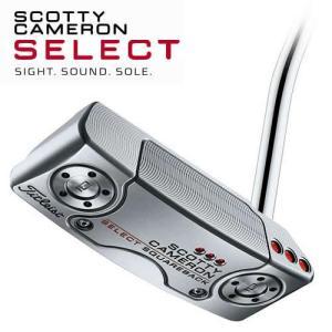 日本仕様 スコッティキャメロン 2018 セレクト スクエアバック パター Select SQUAREBACK easy-style2007
