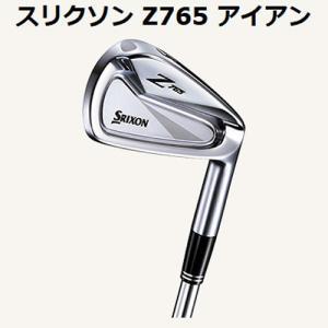 特注生産モデル! スリクソン Z765 #5-PW 6本 アイアンセット N.S. PRO MODUS3 Tour 120スチール 日本仕様 ダンロップ|easy-style2007