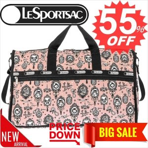 レスポートサック ボストンバッグ LESPORTSAC Large Weekender 7185 D204 マドモワゼ ル 比較対照価格 18,360 円